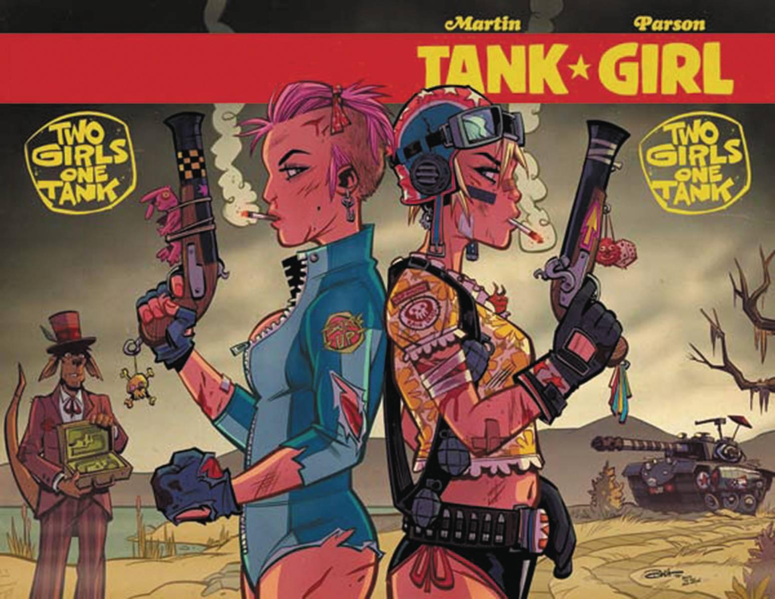 Download Tank Girl