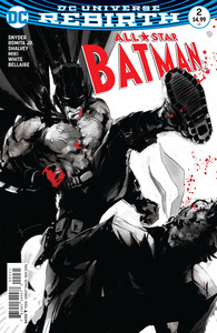 All star batman 2 cover jock variant