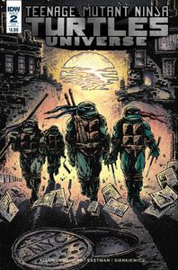 Tmnt universe 02 cover subscription b