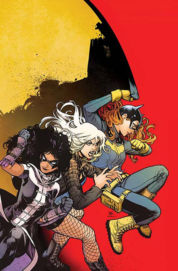 Batgirl And The Birds Of Prey 6 Variant Cover