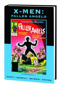 X-MEN FALLEN ANGELS PREM HC DM VAR ED 73
