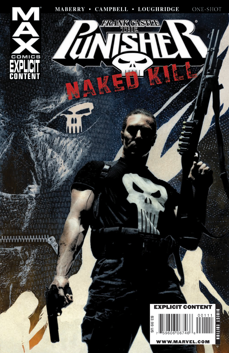 punisher max vol 1