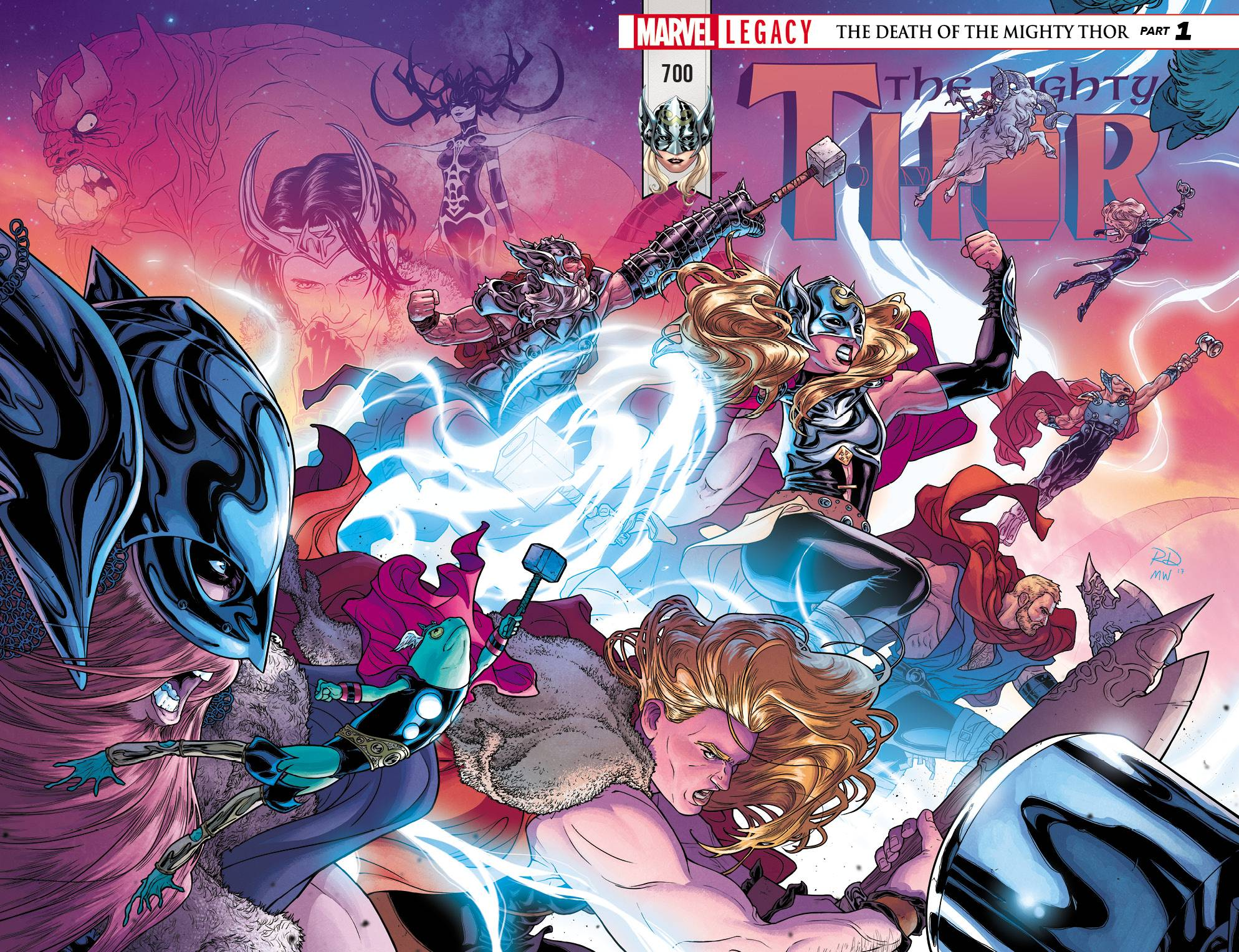 mighty thor Thor's mighty micros car features 2 adjustable wing elements thor vol 1: the goddess of thunder feb 9, 2016 by jason aaron and russell dauterman paperback.
