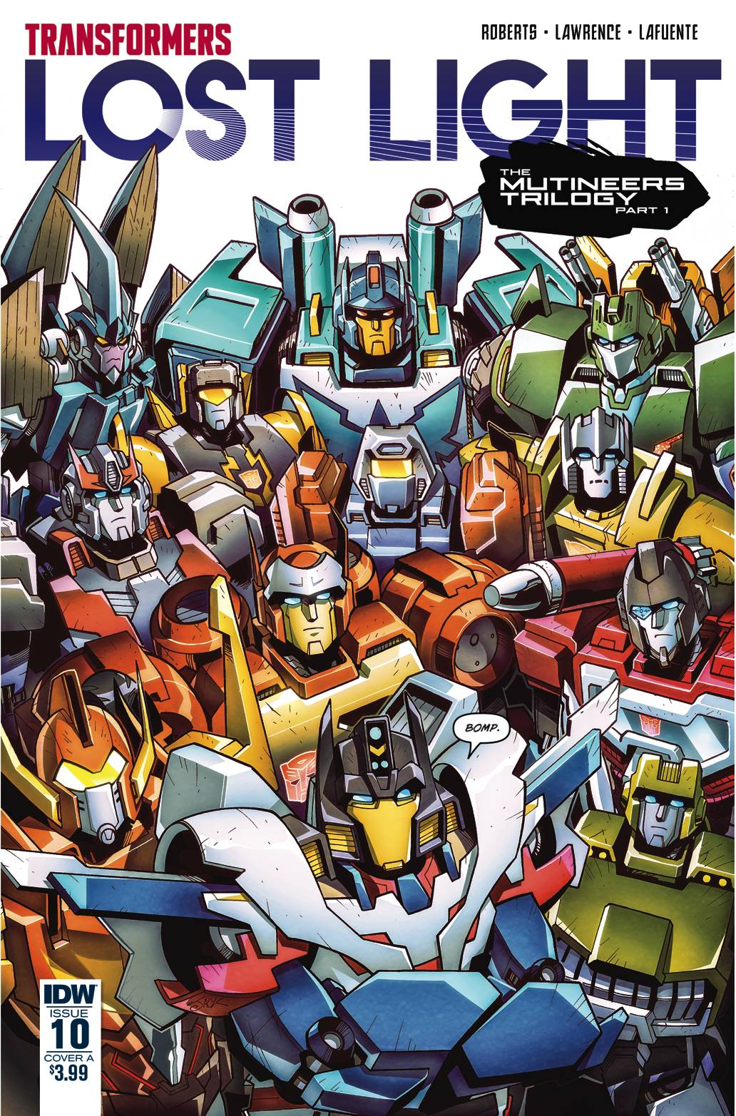 transformers lost light #10 cover a lawrence