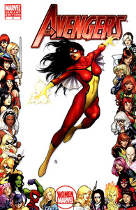 Avengersspider woman of marvel