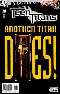 Teen titans v.3 74