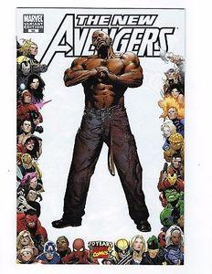 New avengers 56 frame variant nm marvel