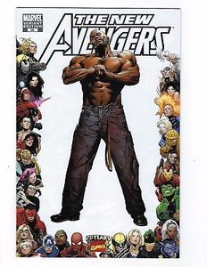 New avengers 56 frame variant nm marvel