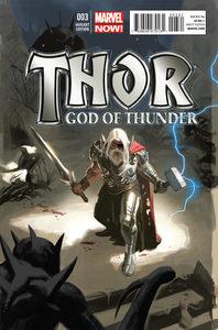 Thor god of thunder vol 1 3 daniel acun%cc%83a variant