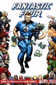 Cda2fcfd9a8d9f125b0ee60fd75b9a6c  fantastic four comics comic covers