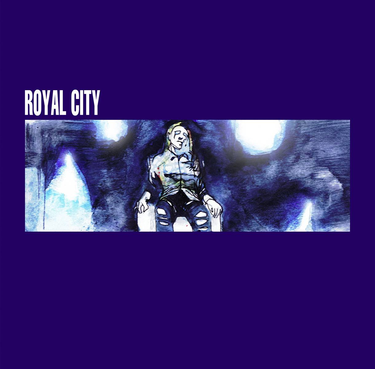 ROYAL CITY #9 COVER B 90'S ALBUM HOMAGE VARIANT