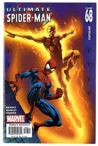 Ultimate spider man vol 1 68