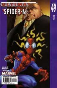 Ultimate spider man vol 1 49
