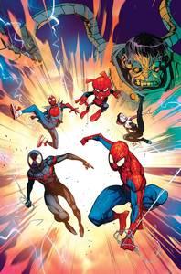 SPIDER-MAN ANNUAL #1 1:10 ANIMATION VARIANT MARVEL COMICS EB35