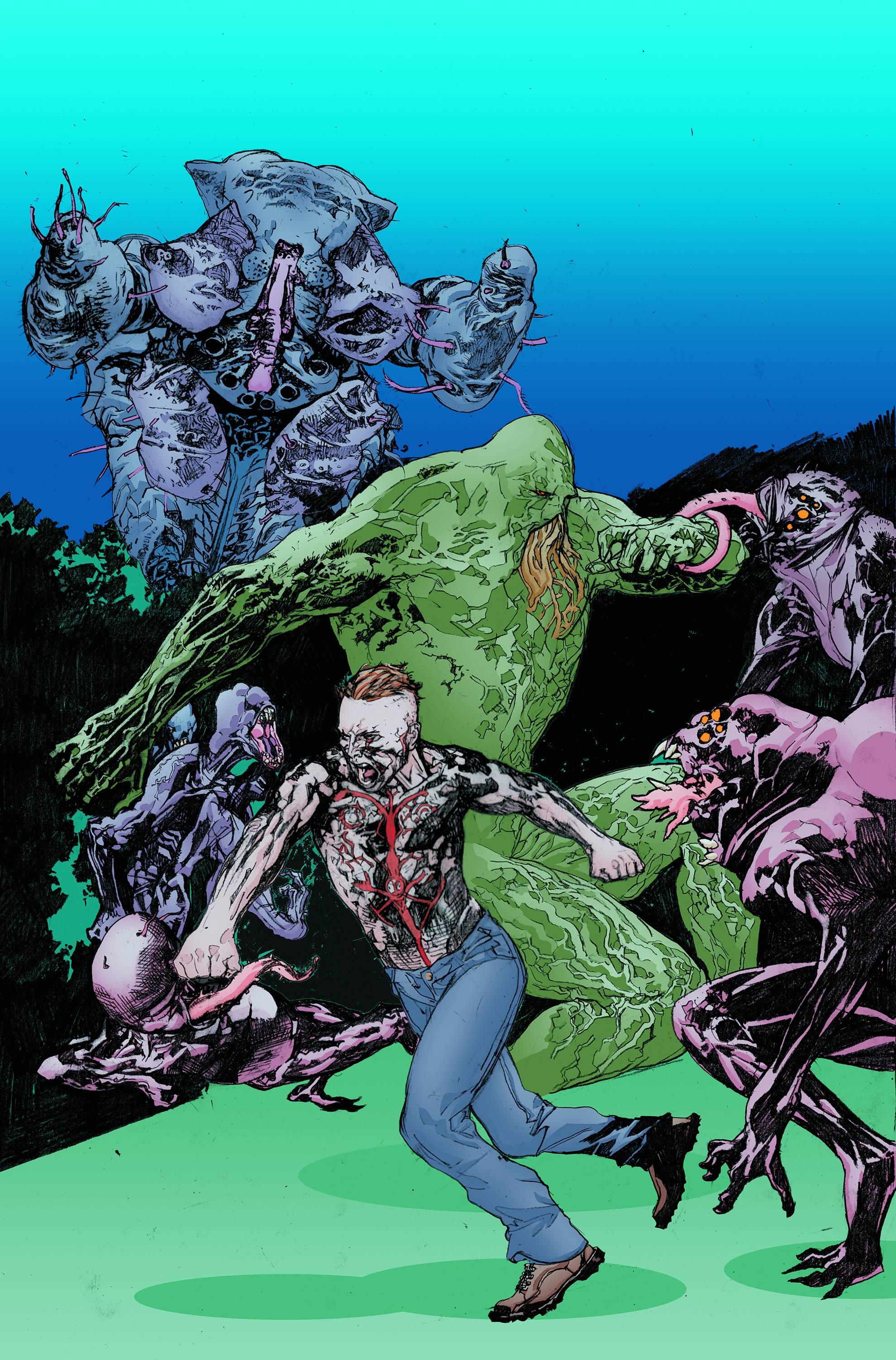 ANIMAL MAN BY GRANT MORRISON HC BOOK 01 30TH ANNIV DLX ED DC COMICS
