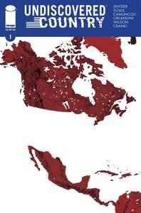 UNDISCOVERED COUNTRY #4 CVR B MCKELVIE IMAGE COMICS  2//19  FREE SHIPPING